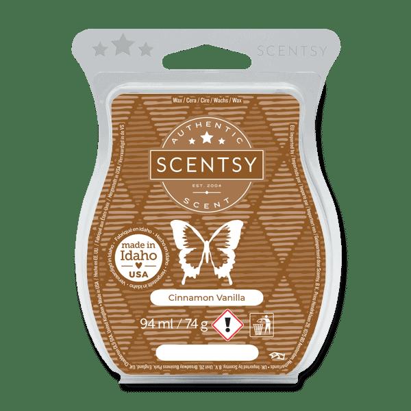 Cinnamon Vanilla Scentsy Bear