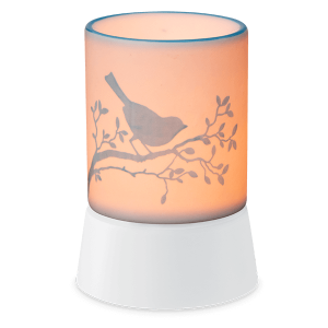 Bluebird Scentsy UK Mini Warmer Tabletop base