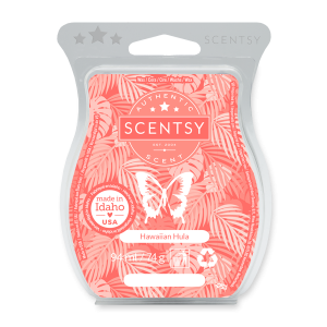Hawaiian Hula Scentsy Bar