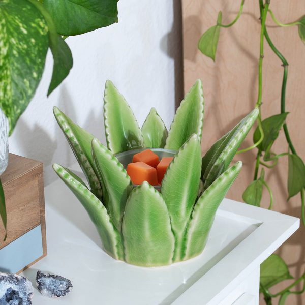 Aloe Vera Scentsy UK Warmer