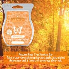 Autumn Road Trip Scentsy Bar