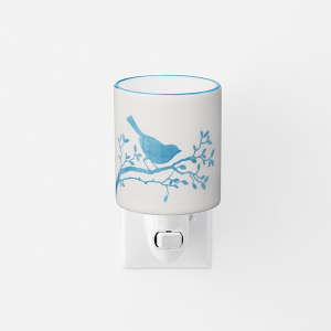 Bluebird Scentsy UK Mini Warmer