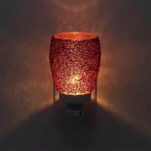 Glitter Magenta Mini Warmer