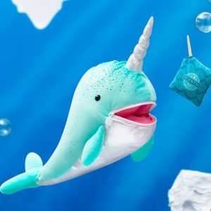 Nelson the Narwhal