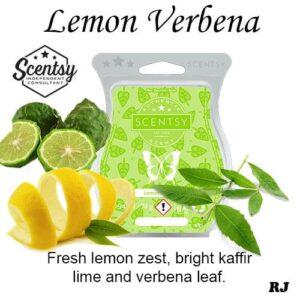 Lemon Verbena Scentsy Bar