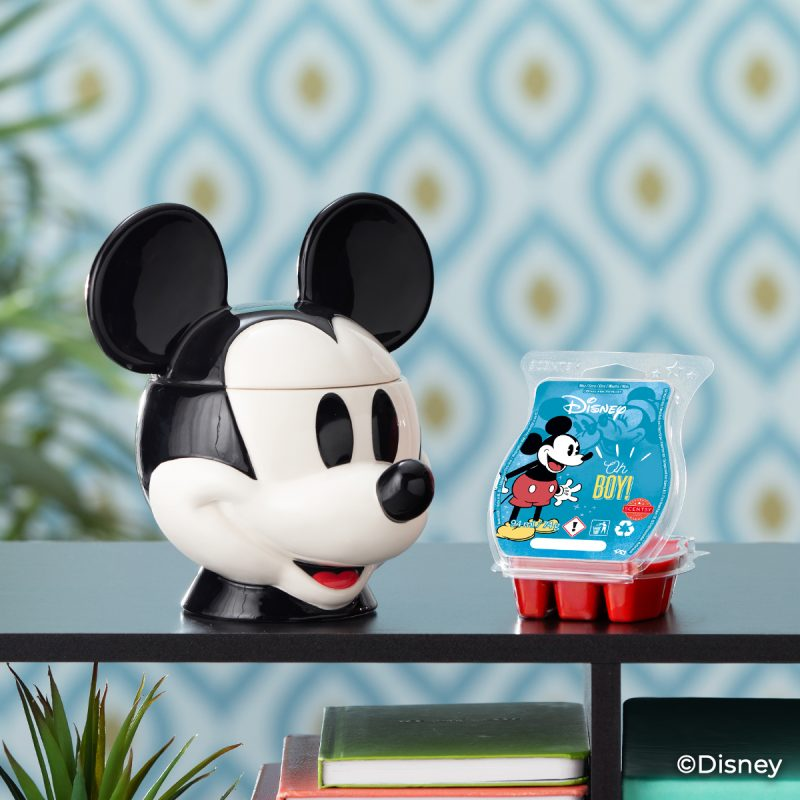 Mickey Mouse Scentsy UK warmer