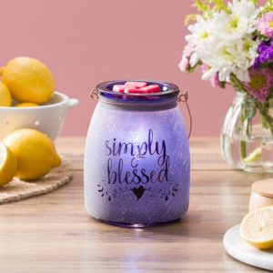 Simply Blessed Scentsy UK Warmer