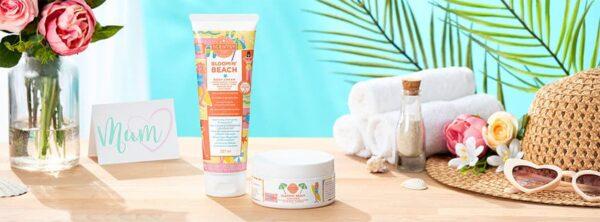 Scentsy Bloomin' Beach Spa Bundle