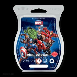 Marvel: Nine Realms - Scentsy Bar