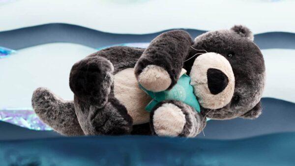 Spirit the Sea Otter Scentsy Buddy
