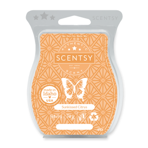 Sunkissed Citrus Scentsy Bar - Discontinuing in July 2021