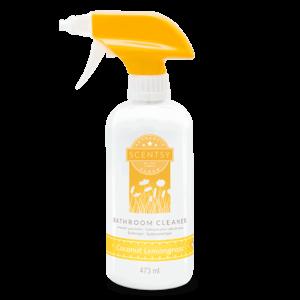 Coconut Lemongrass Bathroom Cleaner
