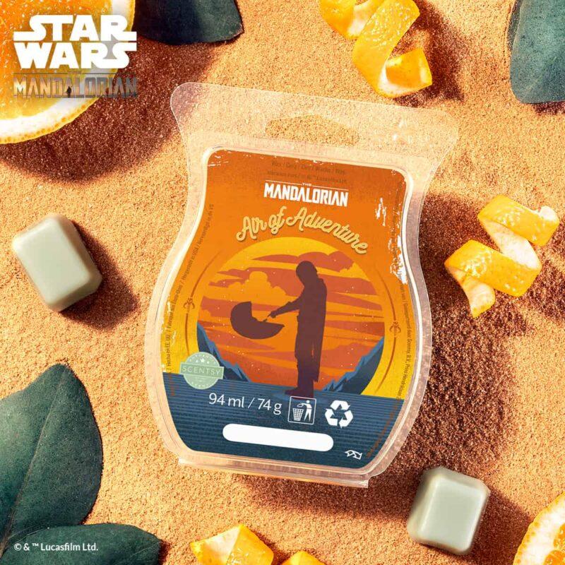 The Mandalorian™: Air of Adventure Scentsy Bar