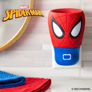 Marvel Spider-Man – Scentsy Wall Fan Diffuser!