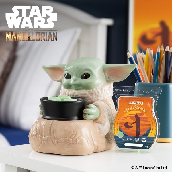 The Child Scentsy Warmer