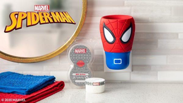 Marvel Spider-Man – Scentsy Wall Fan Diffuser