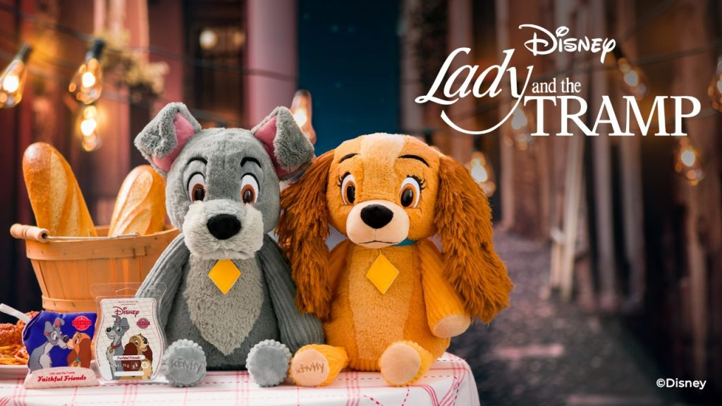 Scentsy & Disney Lady & The Tramp