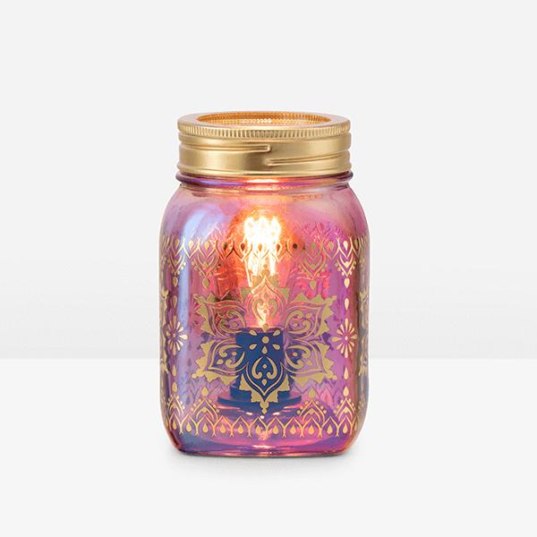 Scentsy Mandala Mason Jar Warmer