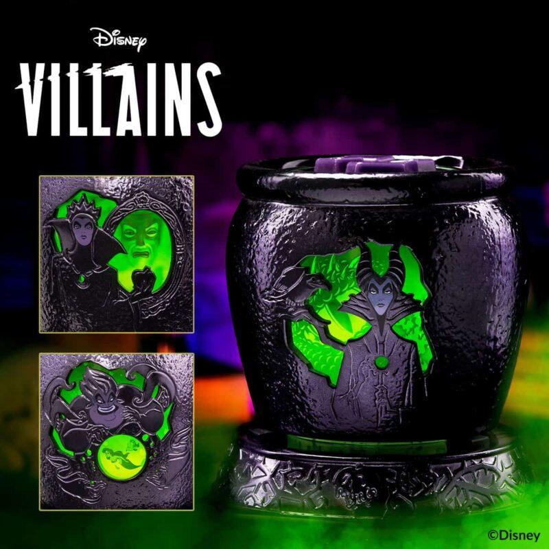 disney villains warmer scentsy