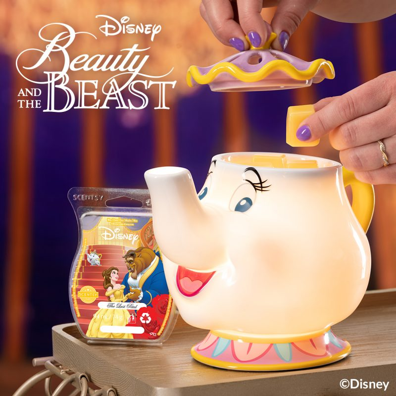 Disney's Beauty and the Beast!
