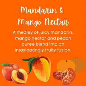 Mandarin & Mango Nectar Scentsy Bar