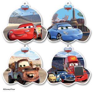 Scentsy & Disney Cars Scent CIrcles