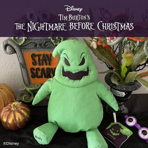 Oogie Boogie – Scentsy Buddy from The Nightmare Before Christmas - Launching November