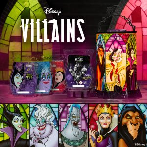 Disney Villains: All the Rage – Scentsy Warmer