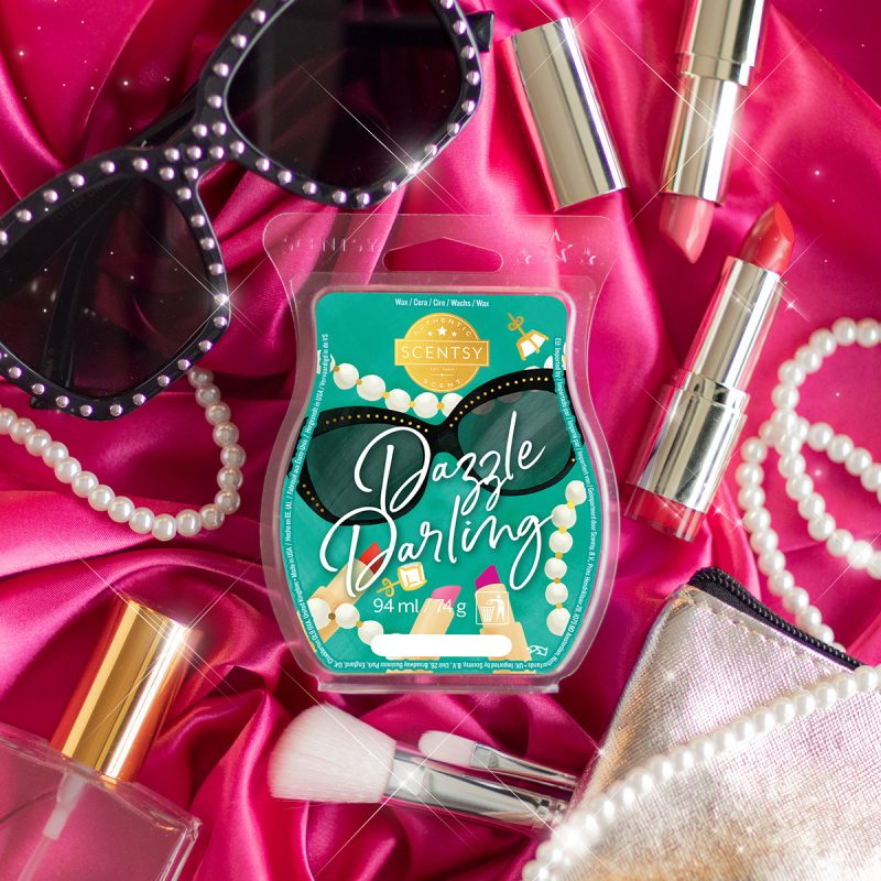 Glamorous You Collection, Dazzle Darling