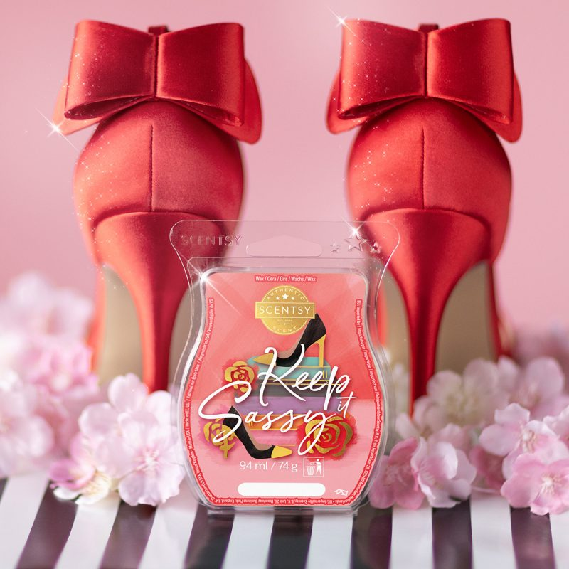 Scentsy Glamorous You Collection