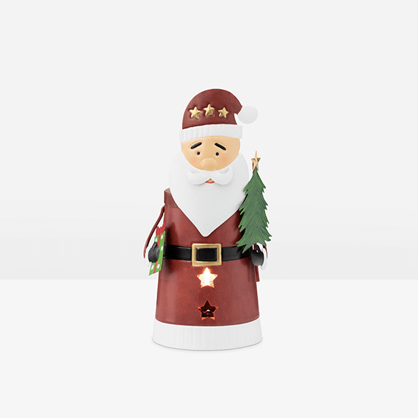 Christmas Claus Scentsy Warmer