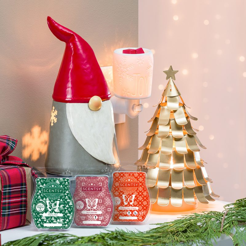 Scentsy UK Christmas Collection