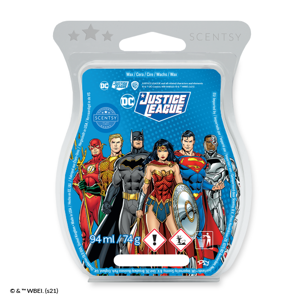 DC Justice League™ Scentsy Bar