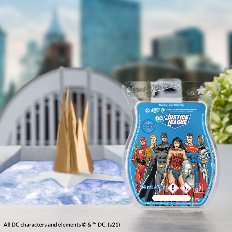 DC Justice League™ Scentsy UK Wax Bar