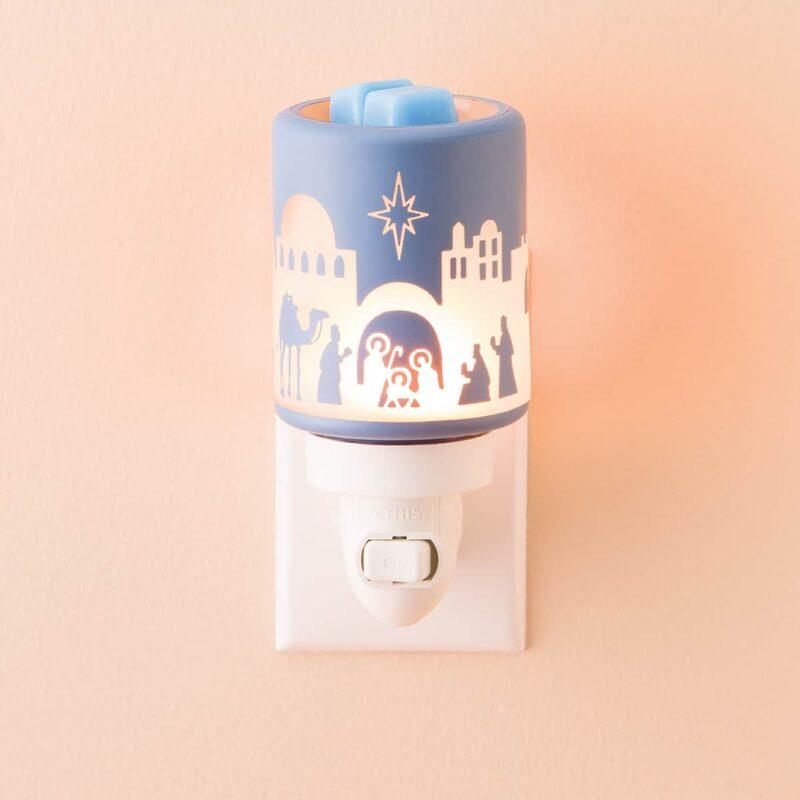 Holy Night Scentsy Mini Warmer