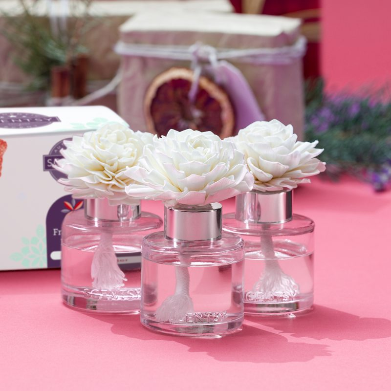 Scentsy Holiday Fragrance Flowers